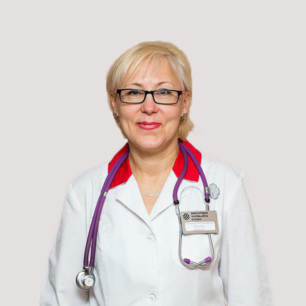 кардиолог МИК Шумейко Наталья Александровна