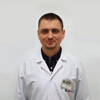 невролог МИК Каменский Евгений Игоревич