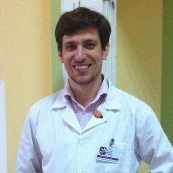 Величко Ярослав Игоревич, врач-МРТ