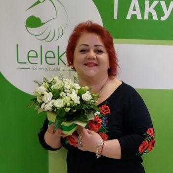 Гинеколог МИК Керносенко Людмила Ивановна