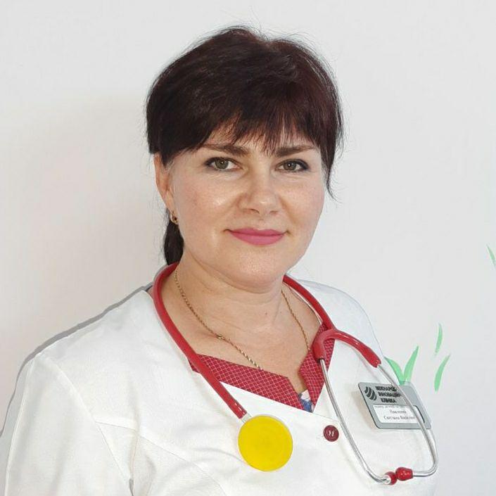 Павленко Светлана Васильевна