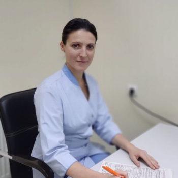 анестезиолог Тихомирова Мария Александровна