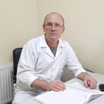 хирург Иванченко Игорь Николаевич