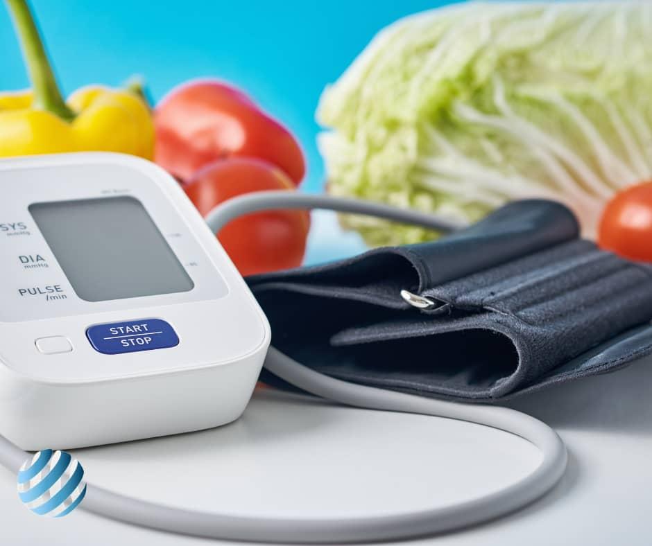 тиск та здорове харчування