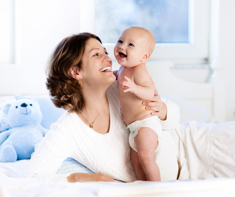 мама та малюк